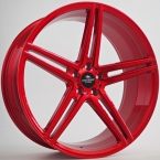 "Forzza Bosan Candy Red Candy Red 22""(YU3227000622512)"