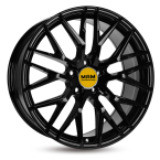 "Mam RS4 Black Painted Black Painted 18""(4250084654675)"