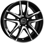 "Proline PXV black polished 14""(03916402)"