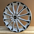 "WheelPower H461 Hvid/ Sort front 17""(WH28)"