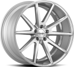 "Vossen VFS-1 Silver Brushed 19""(VFS1 BS1)"