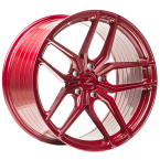 "Z-performance ZP2.1 Deep Concave FlowForged Blood Red 19""(ZP211019512030726BRED)"