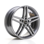 "Avus AC-515 ANTHRACITE POLISHED 17""(515075175112036665B0)"