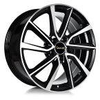 "Avus AC-518 BLACK POLISHED 15""(518060155114045731D0)"