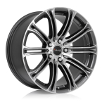 "Avus AC-MB1 ANTHRACITE POLISHED 17""(B01080175120034726B0)"