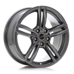 "Avus AF15 ANTHRACITE 17""(A15075175112050667AW)"