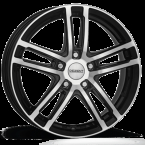 "Dezent TZ dark Black/polished 15""(4026569286491)"