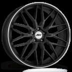 "AEZ Crest dark gunmetal matt/polished lip 17""(ACR7HNL48)"