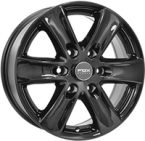 "Fox Racing Fxcii Gloss Black GLOSS BLACK 16""(EW335035)"