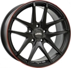 "InterAction Redhot DBR DULL BLACK & RED 15""(EW265642)"