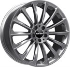 "GMP DEDICATED Stellar Glossy Anthracite GLOSSY ANTHRACITE 19""(EW425245)"