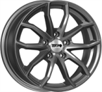 "Tekno Wheels Tekno RX10 Dark Anthracite Gloss DARK ANTHRACITE GLOSS 15""(EW429790)"