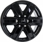 "Rial Transporter Diamond Black DIAMOND BLACK 17""(EW273433)"