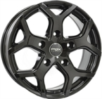 "Fox Racing Viper4 Gloss Black GLOSS BLACK 18""(EW353056)"