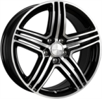 "Wheelworld Wh12 Black Full Machined BLACK FULL MACHINED 18""(EW323934)"