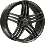 "Wheelworld Wh12 Dark Gunmetal DARK GUNMETAL 17""(EW320437)"
