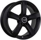"Wheelworld Wh24 Black Matt MATT BLACK 16""(EW311111)"
