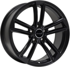 "Wheelworld Wh27 Black Matt MATT BLACK 18""(EW309886)"