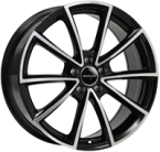 "Wheelworld Wh28 Black Full Machined BLACK FULL MACHINED 19""(EW327086)"