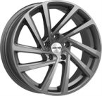 "GMP DEDICATED Wonder Glossy Anthracite GLOSSY ANTHRACITE 16""(EW425296)"