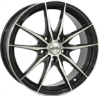 "InterAction Zodiac Gloss Black & Polished GLOSS BLACK & POLISHED 16""(EW435321)"