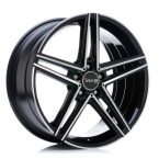 "Avus AC-515 BLACK POLISHED 19""(EC13483)"