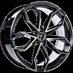 "Tomason TN22 Dark Hyper black polished 18""(4250683513830)"