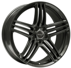 "Wheelworld WH12 Dark Gunmetal lackiert 18""(GTALU865-1117)"