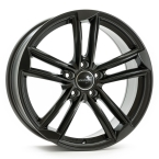 "Wheelworld WH27 Dark Gunmetal lackiert 18""(GTALU865-617)"
