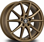 "Sparco DRS Bronze RALLY BRONZE 18""(W29074001RB)"