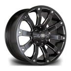 "RIVIERA XTREME RX500 BLACK POLISHED 17""(RX5001796X13915110BP-v1)"