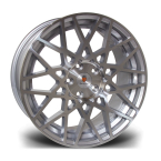 "Stuttgart ST10 SILVER POLISHED 18""(ST1018855X10035571SP-v1)"
