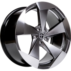 "Tomason TN15 hyperblack polished 19""(4250683508881)"