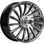 "Tomason TN16 Dark Hyperblack polished 17""(4250683511027)"