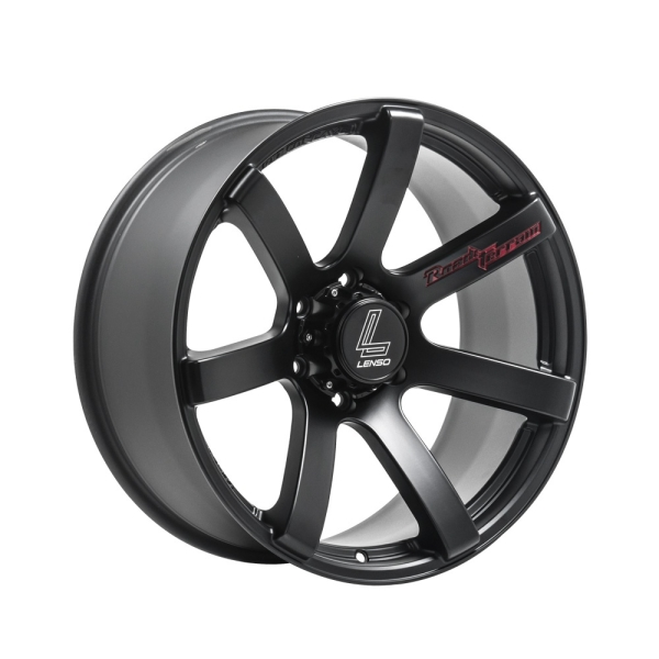 Lenso RT-CONCAVE MATT BLACK 18""