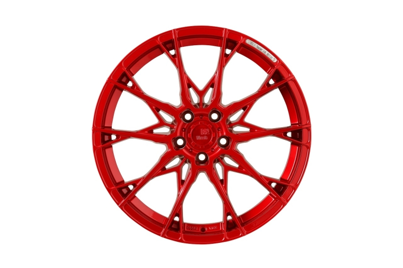 B52 X1 Reacher Candy red full painted - Limited edition 19""