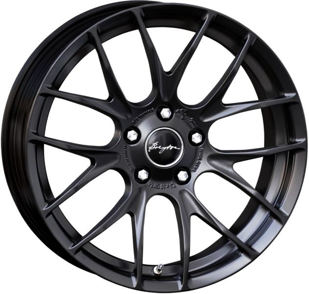 Breyton Race GTS-R Matt Black 17""