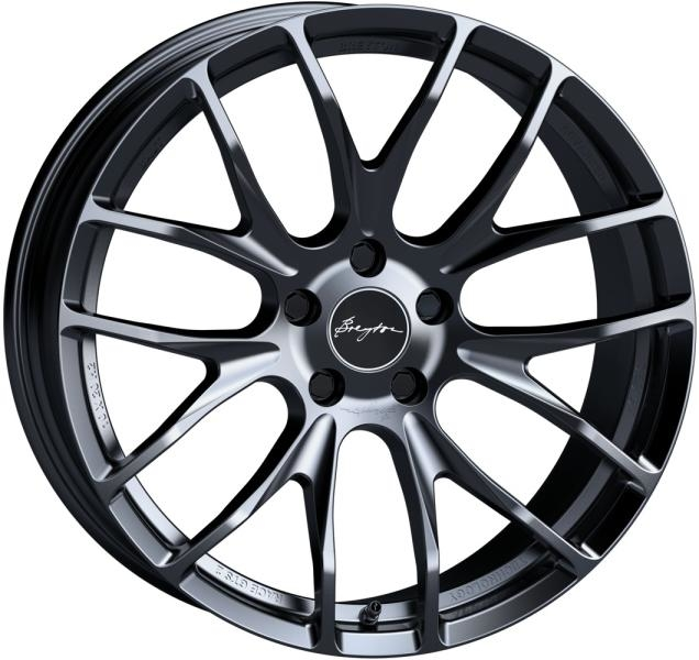 Breyton Race GTS 2 Matt Black 19""