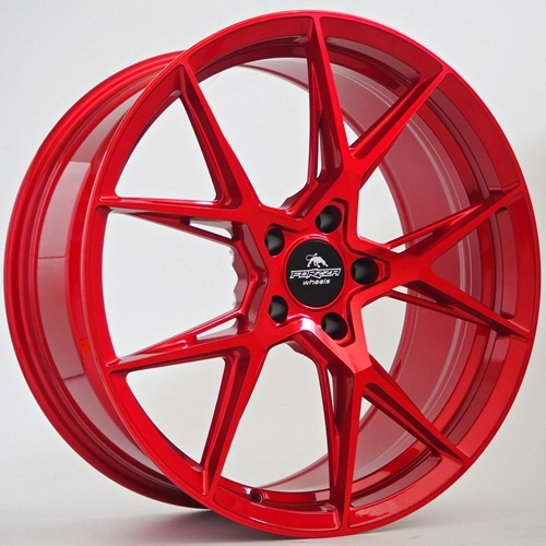 Forzza Oregon Candy Red Candy Red 19""