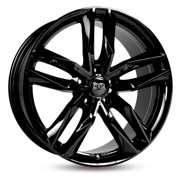 Mam RS3 Black Painted Black Painted 18""
