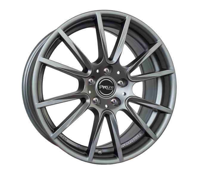 Proline PXF matt grey 17""