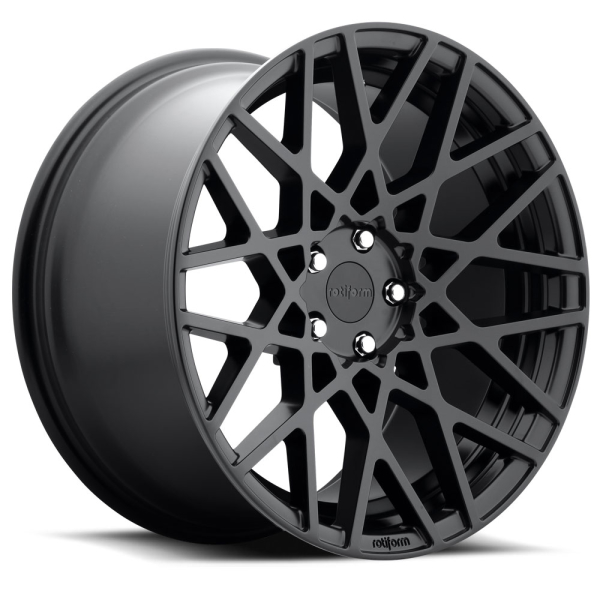 Rotiform BLQ Mat Sort 18""
