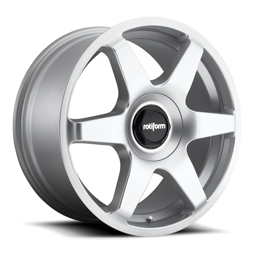 Rotiform SIX Sølv 18""