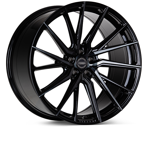 Vossen HF4T Tinted Gloss Black 20""
