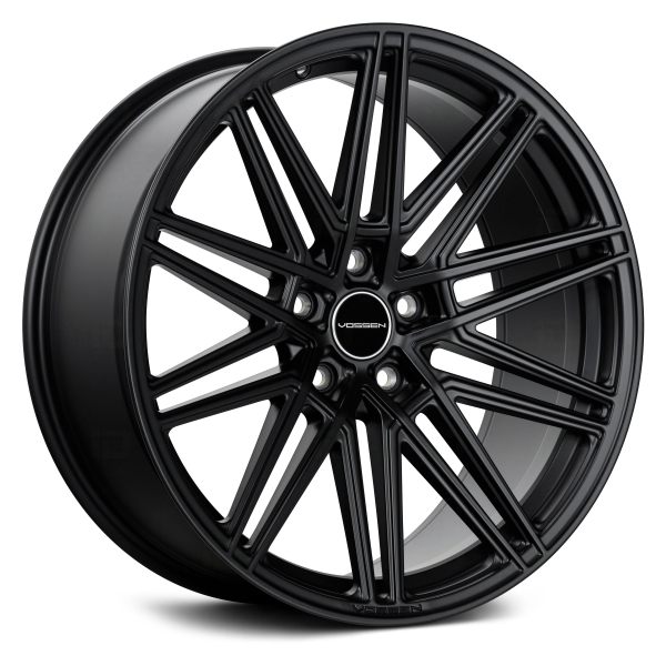 Vossen CV10 Satin Black 19""