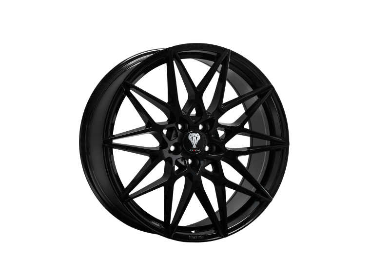 Axxion AX9 Black glossy painted 19""