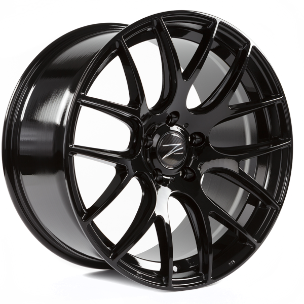 Z-performance ZP.01 Concave Gloss Black 19""