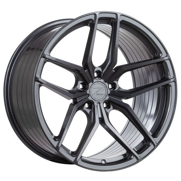 Z-performance ZP2.1 Deep Concave FlowForged Gloss Metal 19""