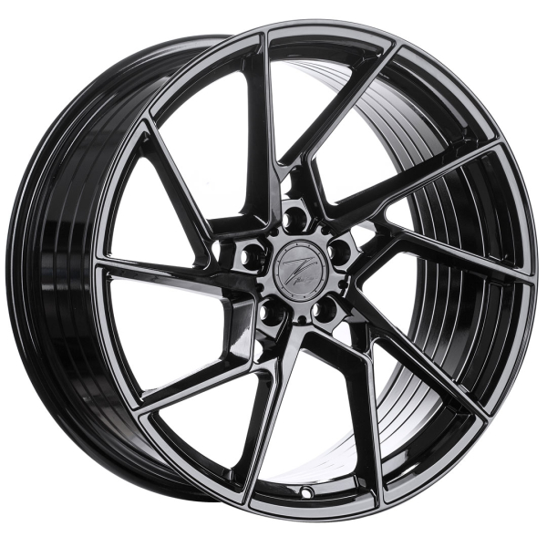 Z-performance ZP3.1 Deep Concave FlowForged Gloss Black 19""