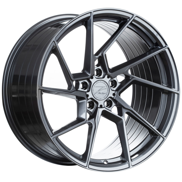 Z-performance ZP3.1 Deep Concave FlowForged Gloss Metal 19""